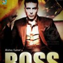 New Posters of Akshay Kumar in and as Boss 2013 - 454 x 649