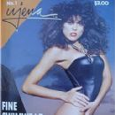 April Wayne - Swimwear Illustrated Magazine Pictorial [United States] (February 1986) - 282 x 375