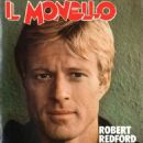 Robert Redford - Il Monello Magazine Cover [Italy] (September 1976)