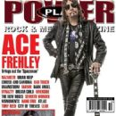 Ace Frehley - Power Play Magazine Cover [United Kingdom] (October 2018)