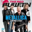 Metallica - The Red Bulletin Magazine Cover [France] (March 2017)
