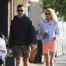 Stella Maxwell – Out for coffee in Los Angeles