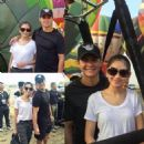 LOOK: Sweet photos of Matteo, Sarah at Pampanga event - 454 x 454
