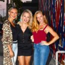 Kendra Wilkinson has a Girls Night Out at Craigs - 454 x 706