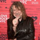 Robert Plant attends the Third Annual Love Rocks NYC Benefit Concert for God's Love We Deliver on March 07, 2019 in New York City - 399 x 600