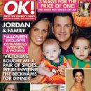 Katie Price - OK! Magazine Cover [United Kingdom] (3 November 2007)
