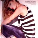 Taylor Swift - Glamour Magazine August 2009