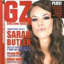 Sarah Butler - GoreZone Magazine Cover [United Kingdom] (February 2011)