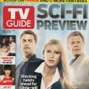 Joshua Jackson, Anna Torv - TV Guide Magazine Cover [United States] (22 November 2010)