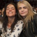Michelle Rodriguez and Cara Delevingne - 454 x 341