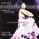 Josephine Baker - Hommage à Joséphine Baker: A Centenary Tribute, Songs from 1930-1953