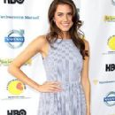 Allison Williams: at L.A. Loves Alex's Lemonade Culinary Event in Culver City