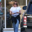 Ashley Benson out running errands in LA