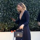 Chloe Moretz in Long Dress – Out with her brother in Hollywood