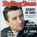 Robert De Niro - Rolling Stone Magazine Cover [United States] (October 1988)