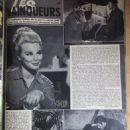 The Victors - Cine Tele Revue Magazine Pictorial [France] (5 December 1963) - 454 x 605