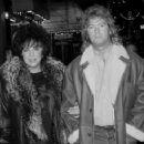 Elizabeth Taylor and Larry Fortensky - 454 x 357