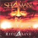 Shaman Album - Ritualive