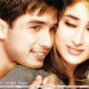 Shahid Kapoor & Kareena Kapoor in FIDA shoot
