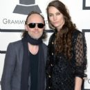 Lars Ulrich at the 56th Grammy Awards 2014 On January 26th, 2014