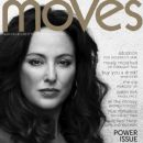 Virginia Madsen - New York Moves Magazine Cover [United States] (December 2009)