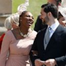 Pictures of Serena Williams and Alexis Ohanian - 454 x 272