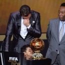 Cristiano Ronaldo wins Ballon D'or 2013