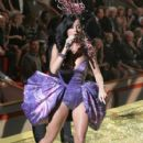 Katy Perry Performing At The 2010 Victoria's Secret Fashion Show