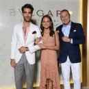 Alicia Vikander–Grand Opening of Bulgari Dubai Resort in Dubai