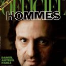 Daniel Auteuil - L'Officiel Hommes Magazine Cover [France] (March 1988)