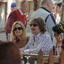 Richie Sambora & Denise Richards in Paris - 454 x 332