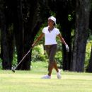 Jada Smith - Golfing In Hawaii With Will Smith, 2008-07-25