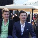 Chris Colfer and Will Sherrod - 454 x 255