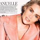 Emmanuelle Seigner - Vogue Magazine Pictorial [France] (January 2013) - 454 x 292
