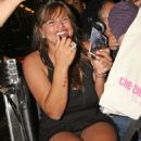 Jade Goody Attended The Human Hi Party Held - The Yard & Loft Bar (07.02.2009)