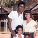 Jermaine Jackson and Hazel Gordy
