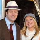 Nicole Sullivan and Jason Packham