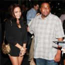 Christina Evangeline and Kenan Thompson - 454 x 454