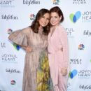 Mariska Hargitay and Debra Messing – 2017 Joyful Revolution Gala in NY - 454 x 682