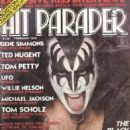 Gene Simmons - Hit Parader Magazine Cover [United States] (February 1979)