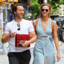 Karlie Kloss Out and About In Nyc