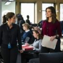 Missy Peregrym as Special Agent Maggie Bell in FBI - 454 x 302