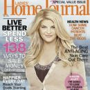 Kirstie Alley - Ladies Home Journal Magazine [United States] (May 2010)