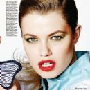 Frida Aasen - Allure March 2014