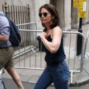 Ruth Wilson – Arrives at the BBC Studios in London