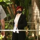 Sharon Osbourne – Out in Los Angeles 03/30/2021