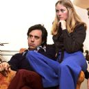 Cybill Shepherd and Peter Bogdanovich - 435 x 580