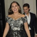 Kelly Brook – Leaving The British Takeaway Awards in London - 454 x 682