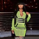 Blac Chyna at the Masquerade Launch for Conceal Virgin Hair in Atlanta Georgia - October 29, 2015 - 454 x 720
