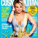 Kaley Cuoco - Cosmopolitan Magazine Cover [Lithuania] (July 2016)